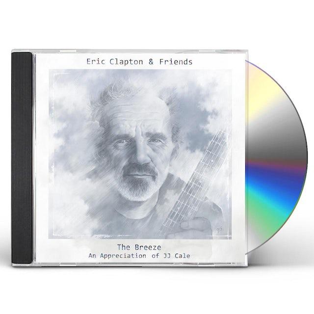 Eric Clapton BREEZE: AN APPRECIATION OF J.J. CALE CD