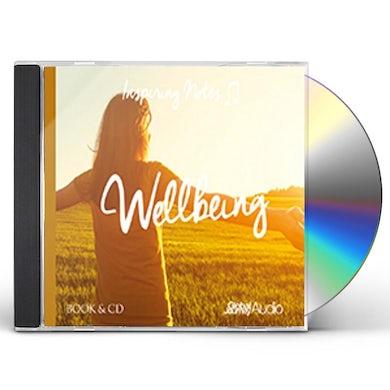 Peter Samuels WELLBEING: INSPIRING NOTES CD