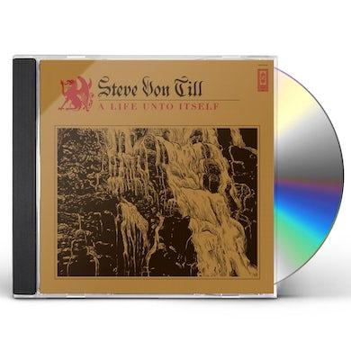 Steve Von Till A LIFE UNTO ITSELF CD