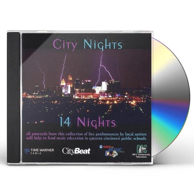 City Nights 14 NIGHTS CD