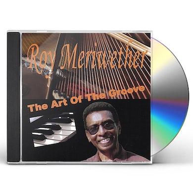 Roy Meriwether ART OF GROOVE CD