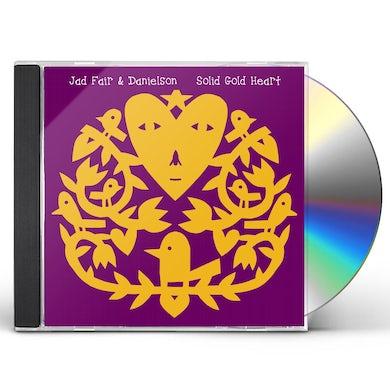 Jad Fair & Danielson SOLID GOLD HEART CD