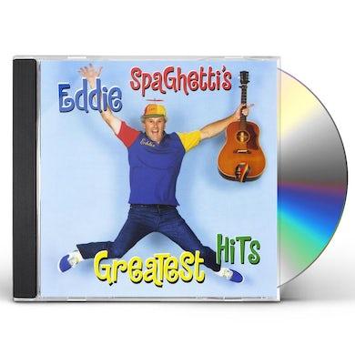 Eddie Spaghetti GREATEST HITS CD