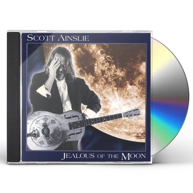 Scott Ainslie JEALOUS OF THE MOON CD