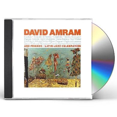 David Amram LATIN JAZZ CELEBRATION CD