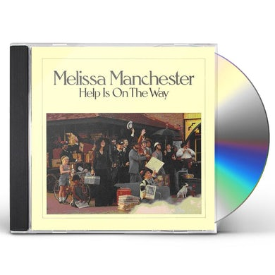 Melissa Manchester HELP IS ON THE WAY CD