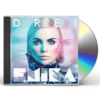 Emika DREI CD