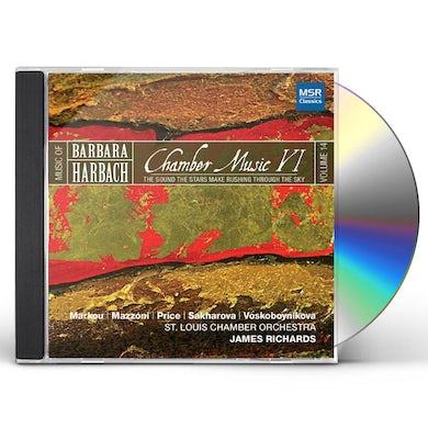 VARIOUS ARTISTS COMPILATION / VARIOUS MUSIC OF BARBARA HARBACH VOLUME 14 - CHAMBER VI CD