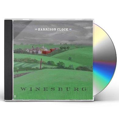 Harrison Clock WINESBURG CD