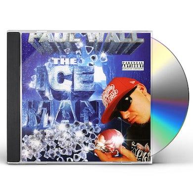 Paul Wall ICEMAN CD