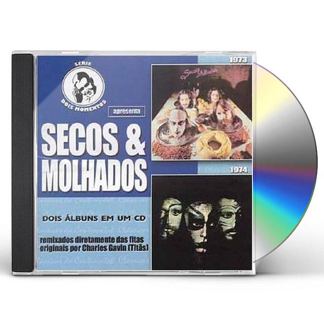 Secos & Molhados DOIS MOMENTOS CD