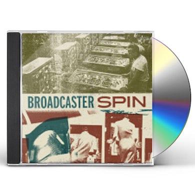 Broadcaster SPIN CD