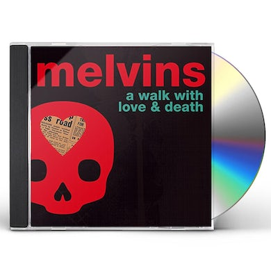 Melvins WALK WITH LOVE & DEATH CD
