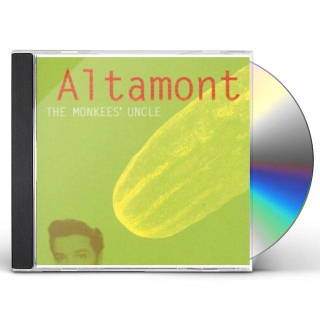 Altamont MONKEES UNCLE CD