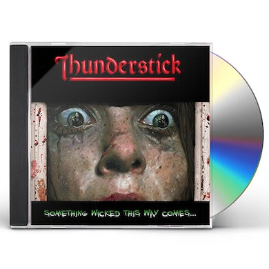 SOMETHING WICKED THIS WAY COMES CD