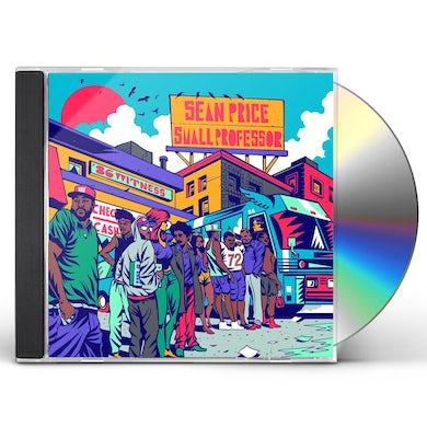 Sean Price & Small Professor 86 WITNESS CD