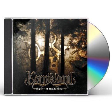Korpiklaani SPIRIT OF THE FOREST CD
