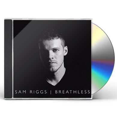 Sam Riggs BREATHLESS CD