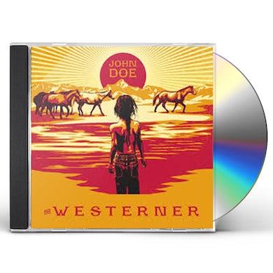 John Doe WESTERNER CD