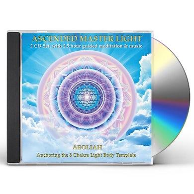 Aeoliah ASCENDED MASTER LIGHT CD