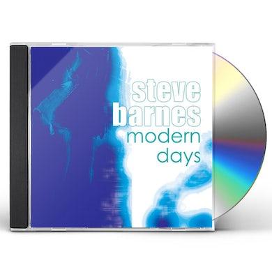 Steve Barnes MODERN DAYS CD