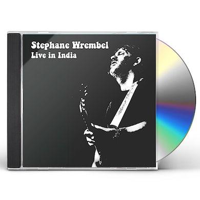 Stephane Wrembel LIVE IN INDIA CD