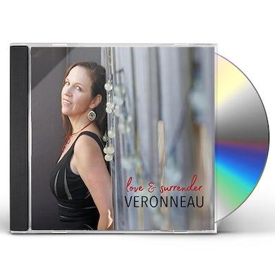 Veronneau LOVE & SURRENDER CD