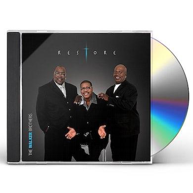 Walker Brothers RESTORE CD