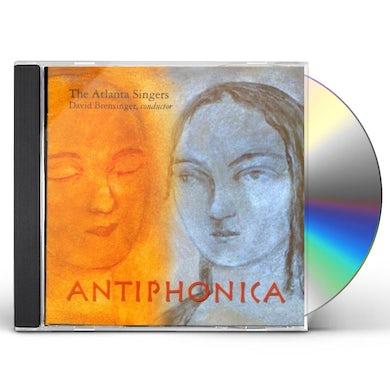 Atlanta Singers ANTIPHONICA CD