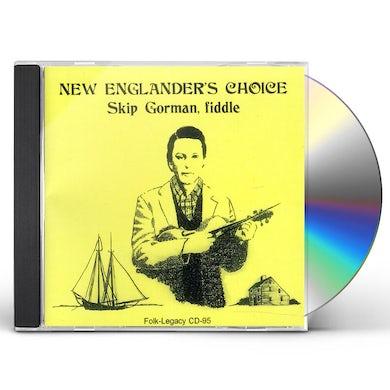 Skip Gorman NEW ENGLANDER'S CHOICE CD