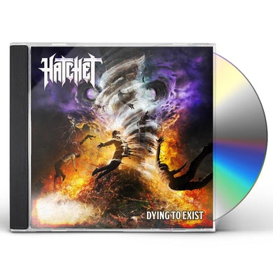 DYING TO EXIST CD