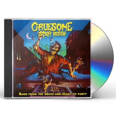 BACK FROM THE DEAD & READY TO PARTY CD