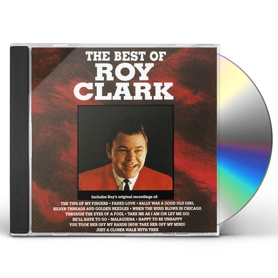 Roy Clark BEST OF CD