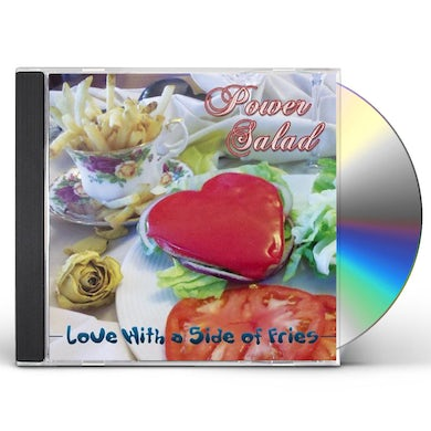 LOVE WITH A SIDE OF FRIES CD