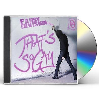 THAT'S SO GAY CD