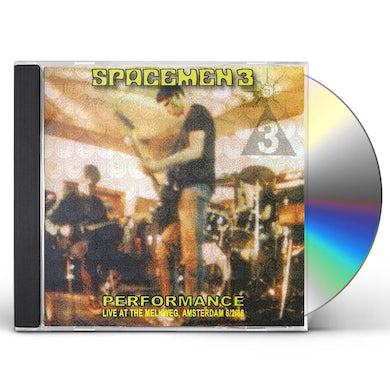 Spacemen 3 PERFORMANCE CD
