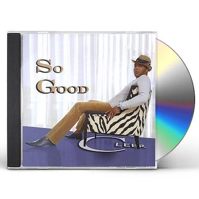 Cleer SO GOOD CD