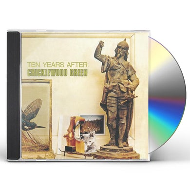 Ten Years After CRICKLEWOOD GREEN CD