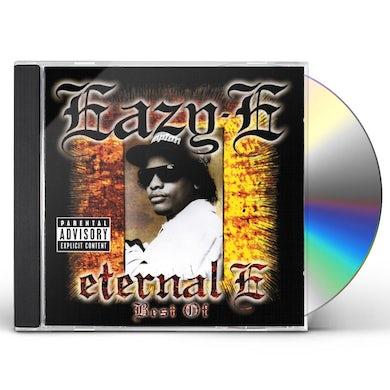 Eazy-E ETERNAL E: BEST OF CD