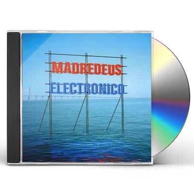 Madredeus ELECTRONICO CD