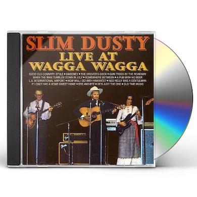 Slim Dusty LIVE AT WAGGA WAGGA CD