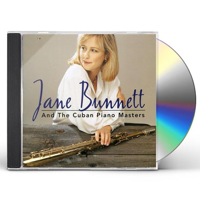 Jane Bunnett AND THE CUBAN PIANO MASTERS CD