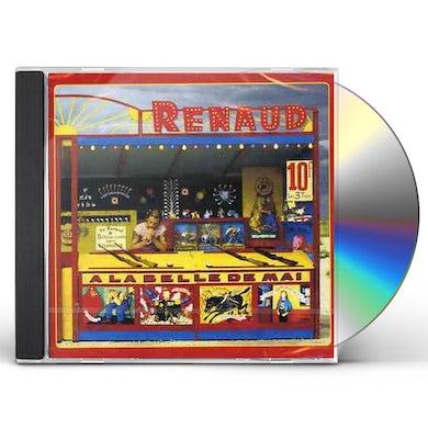 Renaud BELLE DE MAI CD