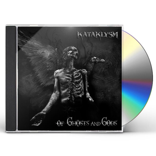 Kataklysm OF GHOSTS & GODS CD
