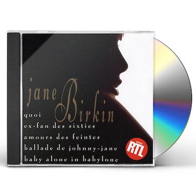 JANE BIRKIN CD