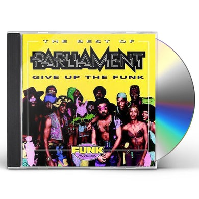 Parliament BEST OF: GIVE UP THE FUNK CD
