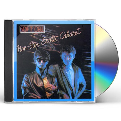 Soft Cell NON-STOP EROTIC CABARET CD