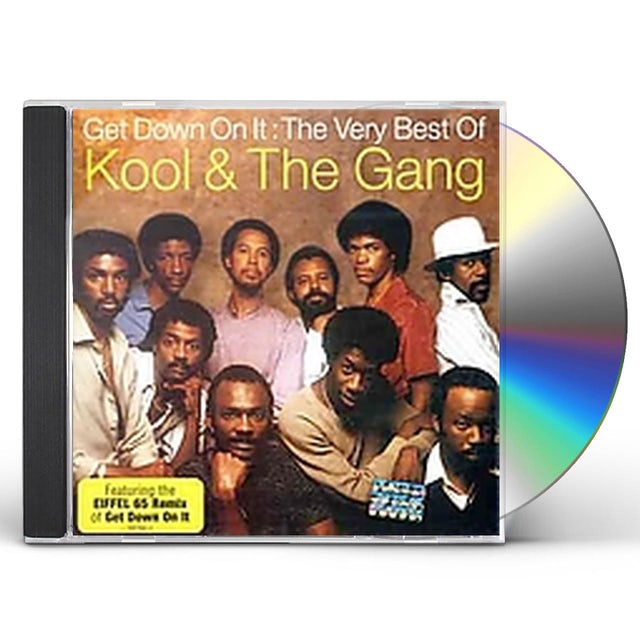 Kool & The Gang ULTIMATE COLLECTION CD