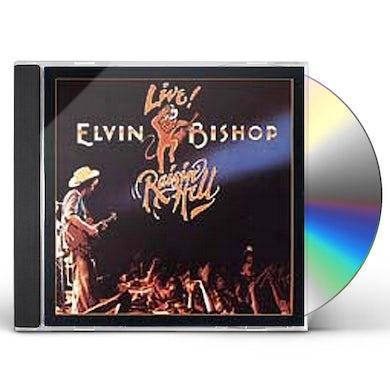 Elvin Bishop RAISIN HELL CD