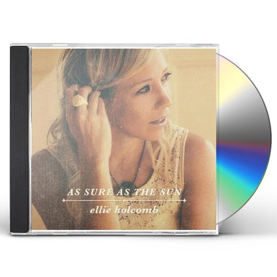 Ellie Holcomb AS SURE AS THE SUN CD